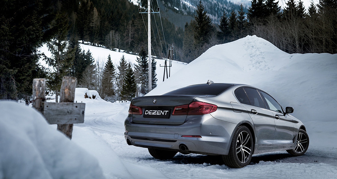 DEZENT TZ-c dark BMW5_winterpic_02