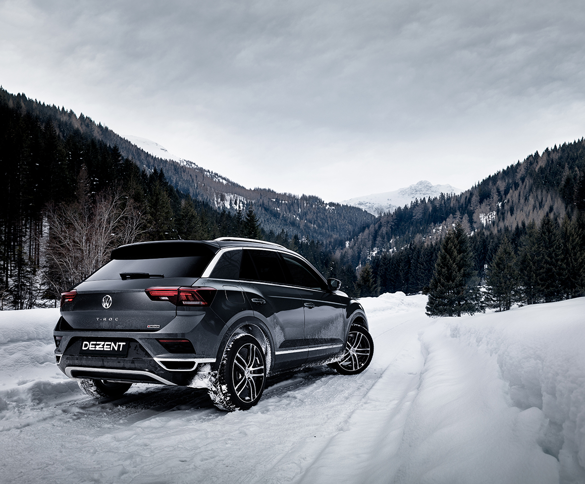 DEZENT TZ dark VW T-Roc_winterpic02