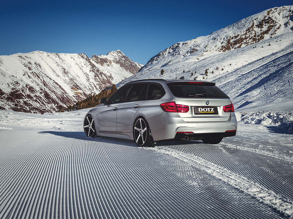 DOTZ CP5 dark BMW3M_winterpic02