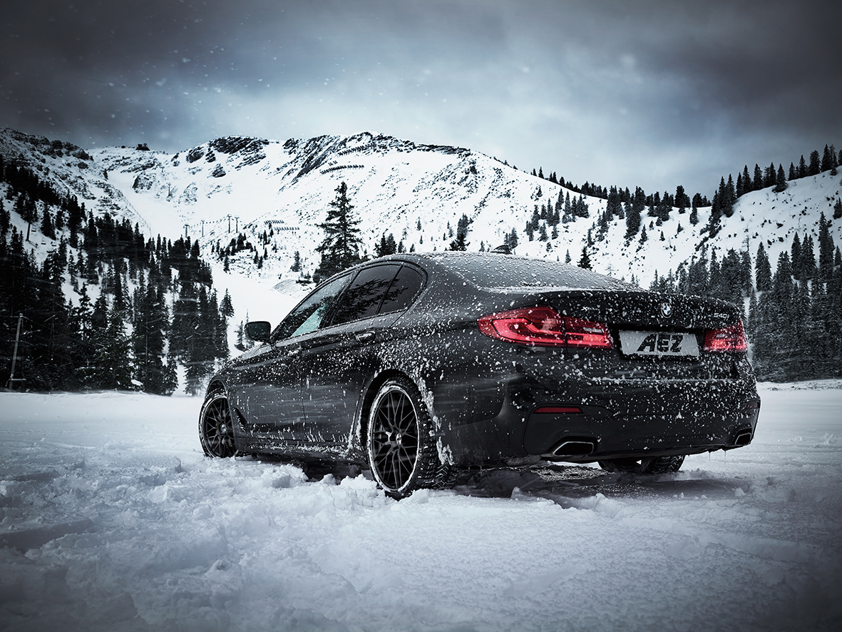 AEZ Crest dark BMW 5M_winterpic 01