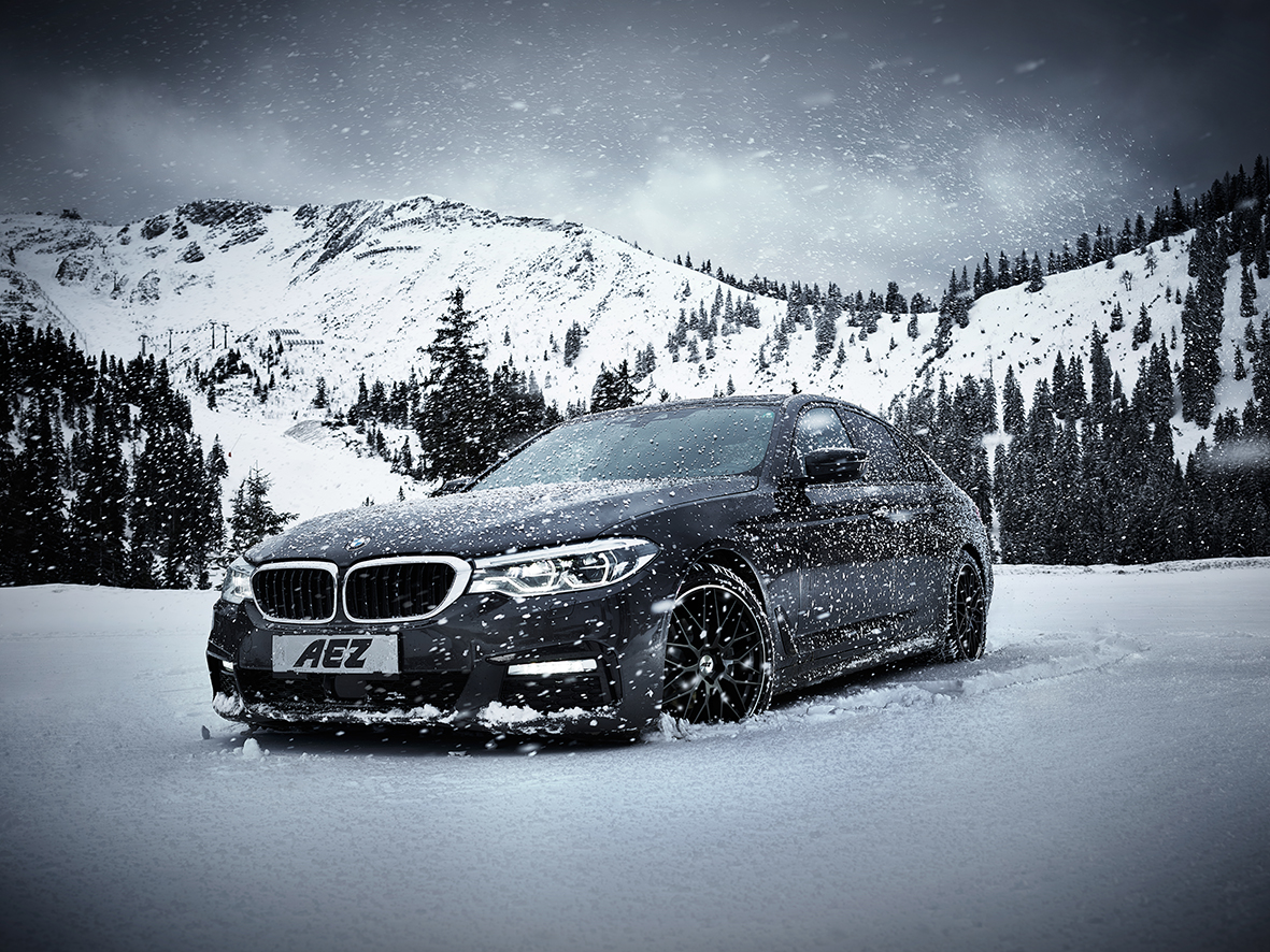 AEZ Crest dark BMW 5M_winterpic 02